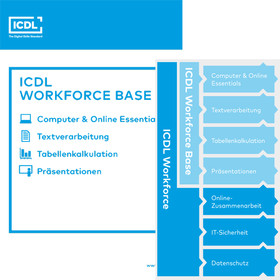 ICDL Workforce Base  -  4 Module, 1 Buch