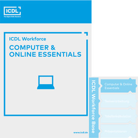 ICDL Workforce Computer & Online Essential