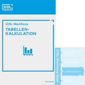 ICDL Workforce Tabellenkalkulation