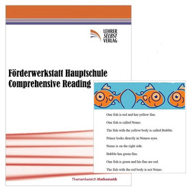 Förderwerkstatt Hauptschule. Comprehensive Reading
